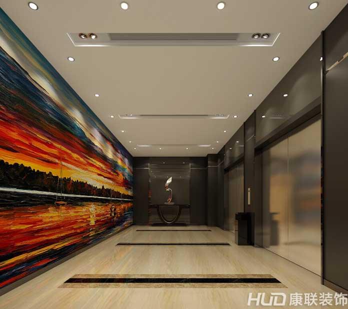 办公室装修室内空间由地面、墙面和顶面三个部分围合而成,确定了室内空间大小和不同的空间形态,就形成了办公室室内空间环境。  办公室装修地面装修效果图 地面:是指办公室室内空间的地面。地面由于与人体的关系最为接近,作为办公室室内空间的平整基面,是办公室装修的主要组成部分。
