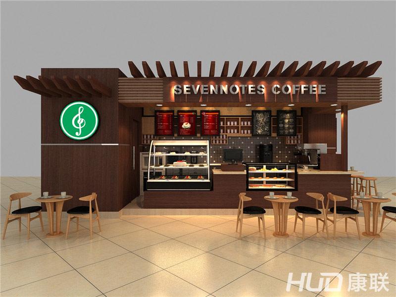 7咖啡店铺装修设计案例